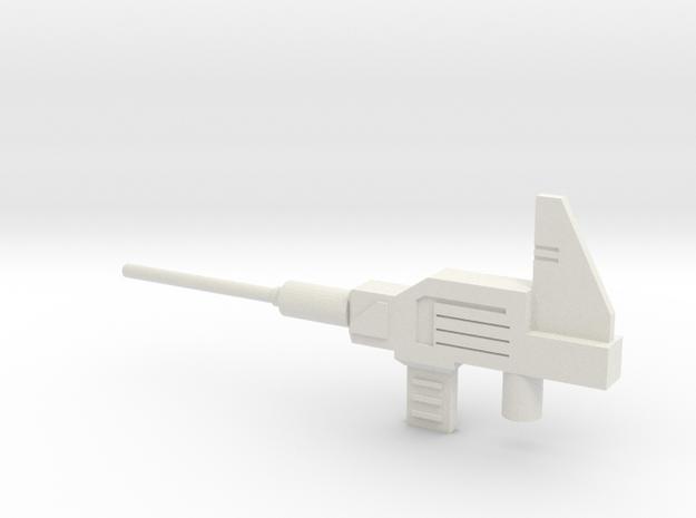 Sunlink - Datson v1 Gun in White Natural Versatile Plastic
