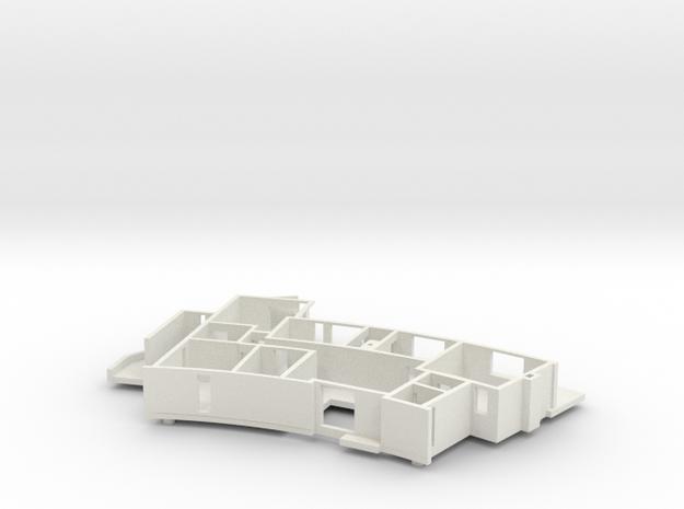MV's house, first floor in White Natural Versatile Plastic