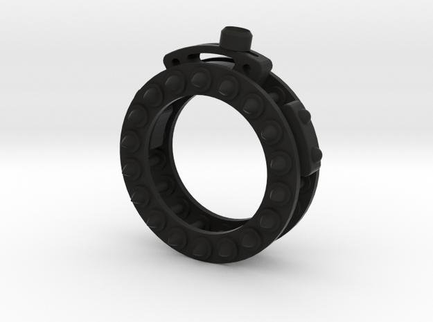 Mechanical Wheel Ring 3d printed