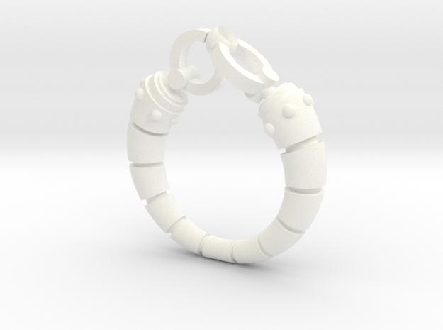 Robot arm Ring 3d printed