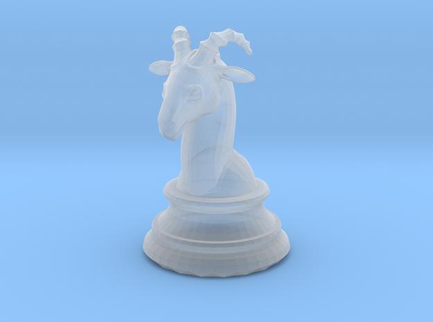 Chess piece – Ram as Bishop 3d printed