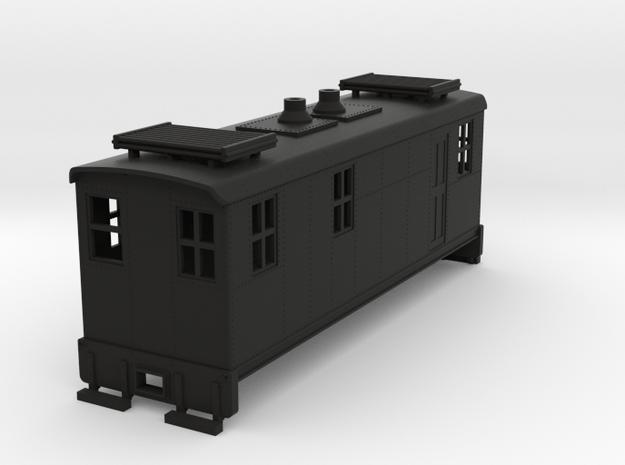 HOn30 Boxcab 3d printed