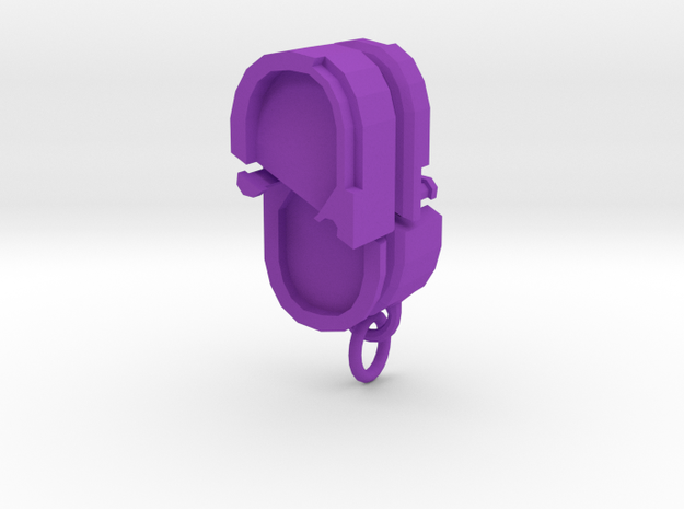 Heartbox Locket (Rose) 3d printed