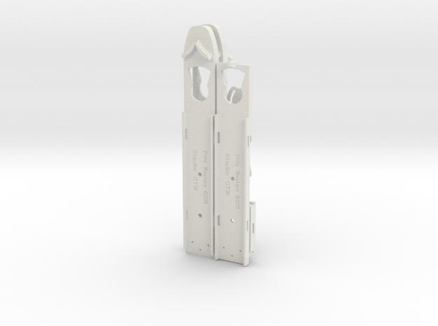 GTW_Bodems 2/8 in White Natural Versatile Plastic