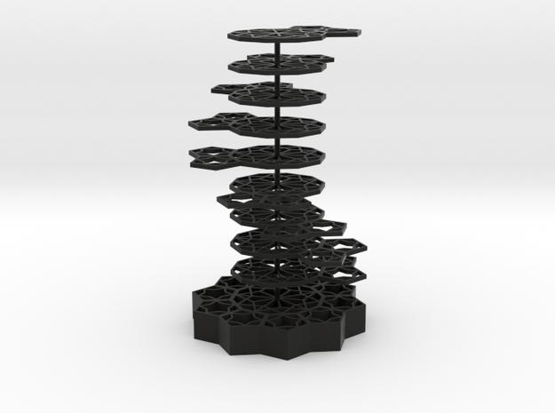 Girih Tile - Double Helix 3d printed