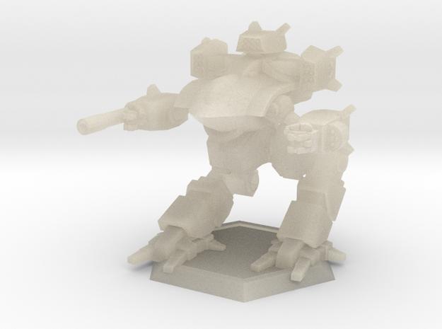 Mecha- Guardian II (1/285th) 3d printed