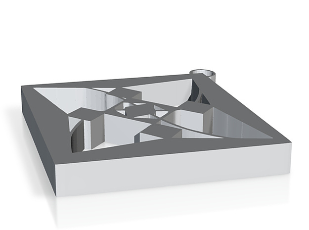 FloBox 3d printed