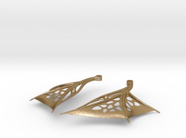 Wing Earrings - Fishhooks