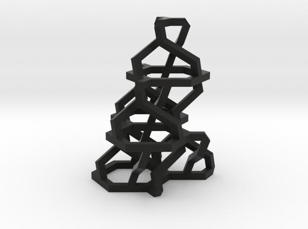 """Ice"" - summit style 3d printed"