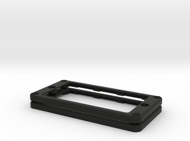 Modern Pickup Mounting Ring for PRS - pair 3d printed