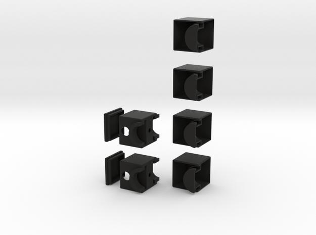 Minimis 1x2x3 3d printed