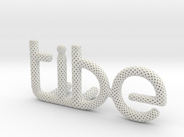 Tibe 3d printed