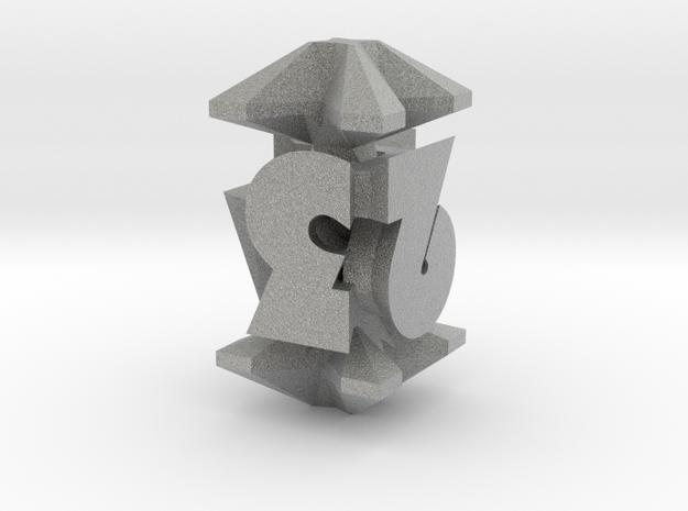 ''Skeleton'' Die (D4) 3d printed