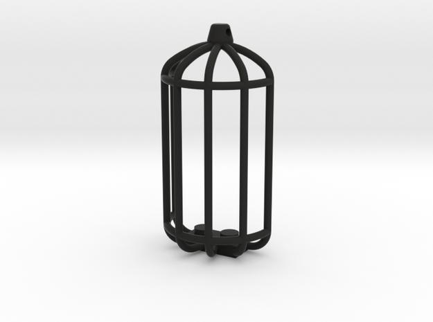 Brick Birdcage Pendant