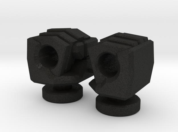 roadbuster fists (MCCA) 3d printed