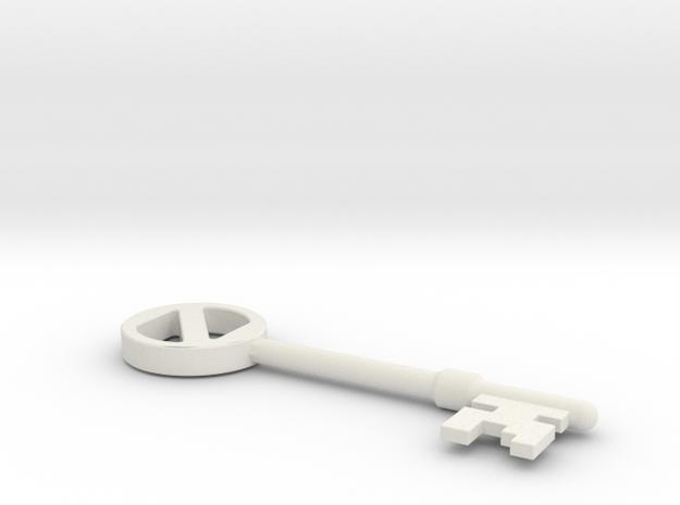 Oz key 3d printed