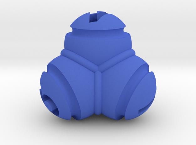 Tetrablob 3d printed