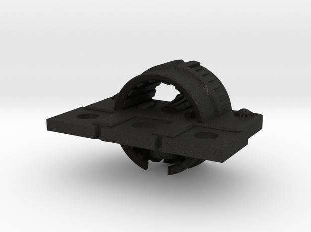 Zyphon Moon Class Frigate 3d printed