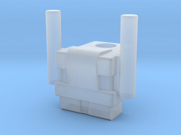 CustomPackS in Smooth Fine Detail Plastic
