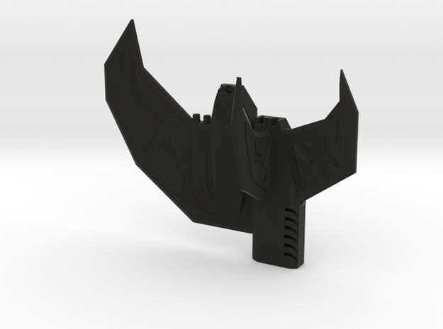 pointy fighter 2 3d printed