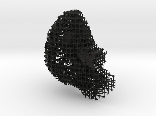 Ludwig11A Grid 10 5 3d printed