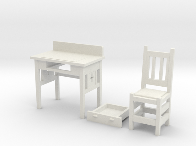desk set 3d printed
