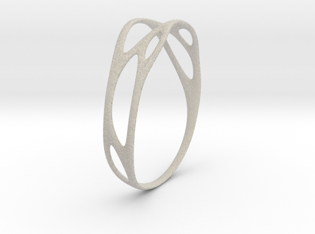 Branching No.1 3d printed
