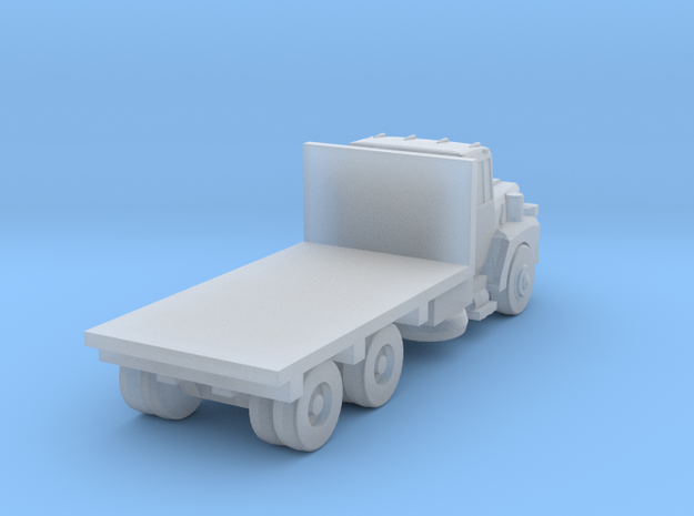 Mack Flatbed Truck - Z Scale in Smooth Fine Detail Plastic