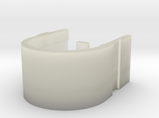 Pump Body 3d printed