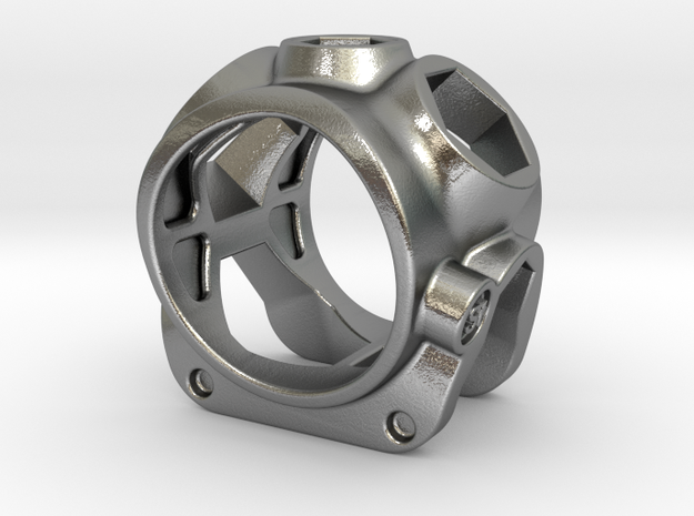 1086 ToolRing - size 8 (18,19 mm) 3d printed