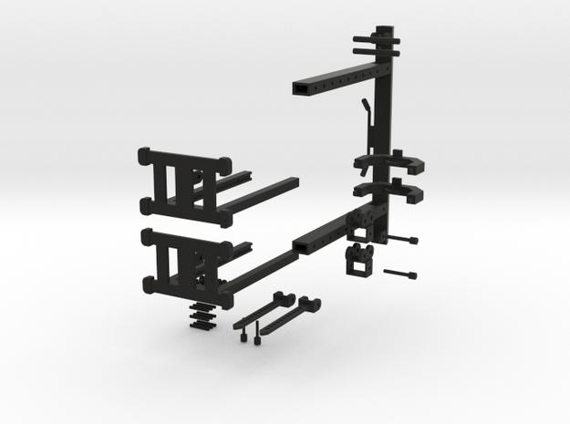 MINI Cross Over machine PT1 3d printed