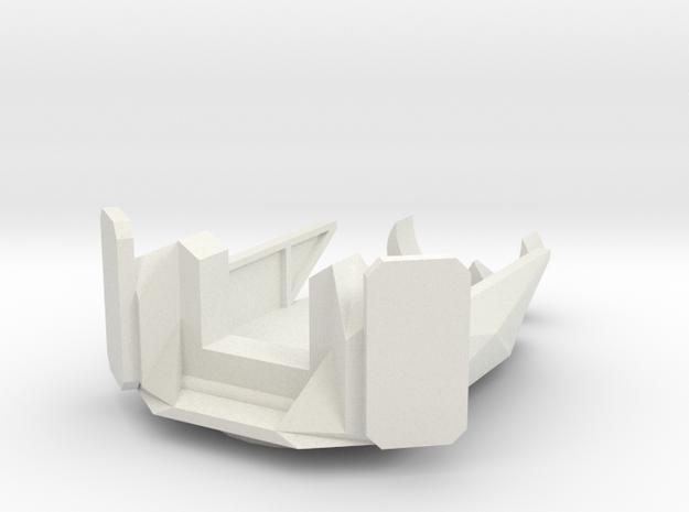 Gun Deck 3d printed