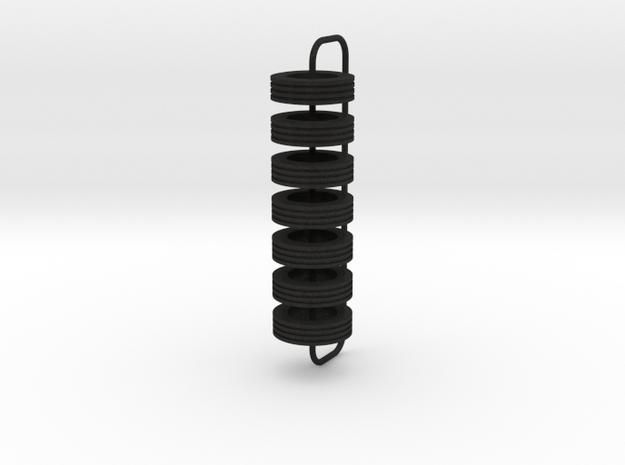 1/64 Tires for Road Runner trailer