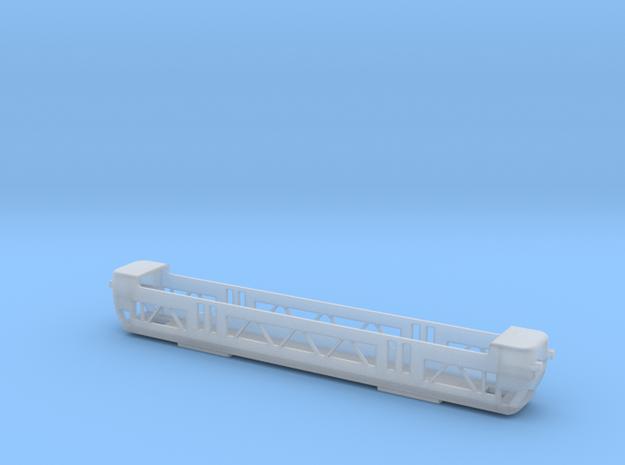 Regio Shuttle V3 mit Fensterrahmen 3d printed