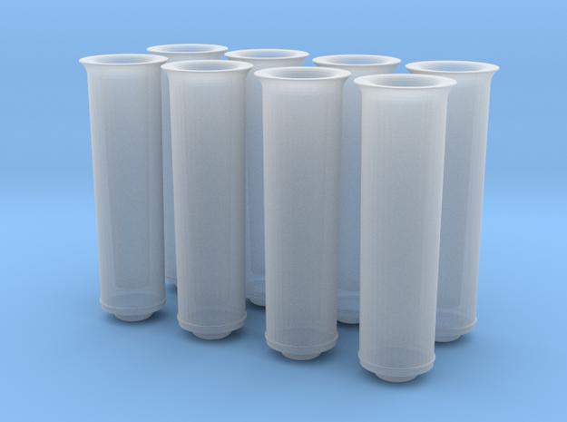 1/8 Tall Weber Velocity Stacks 3d printed