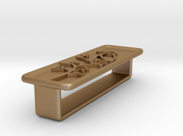 belt-holder-46x4 3d printed