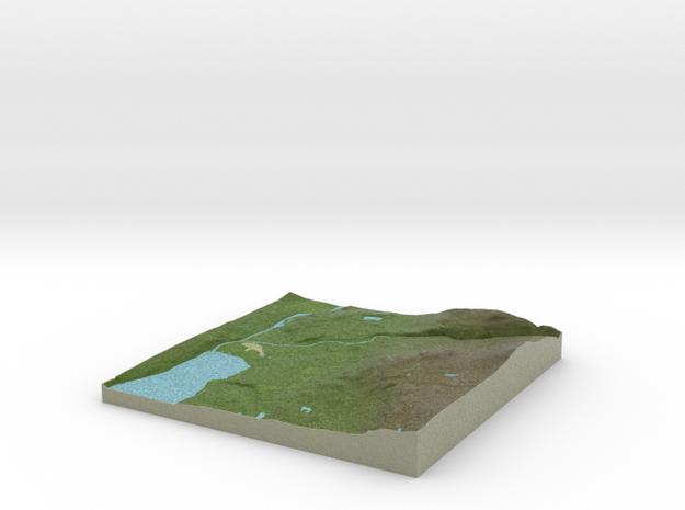 Terrafab generated model Tue Nov 19 2013 12:57:13 3d printed