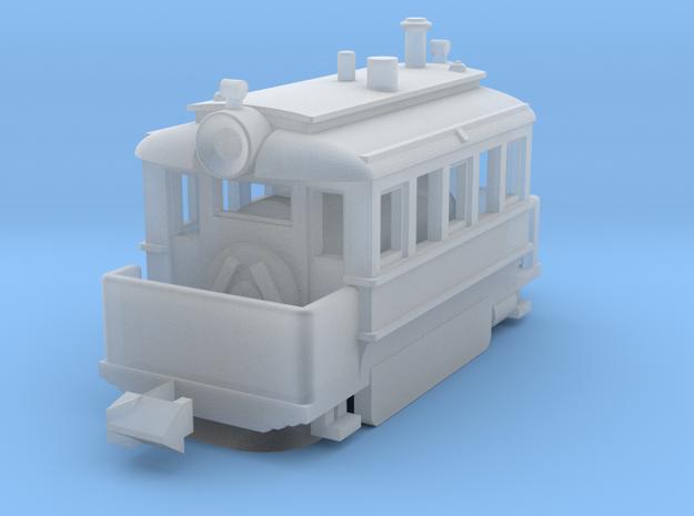 1001-2 Baldwin Steam Tram (Type A) 1:148
