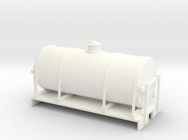 OO9 Tanker (long) 3d printed