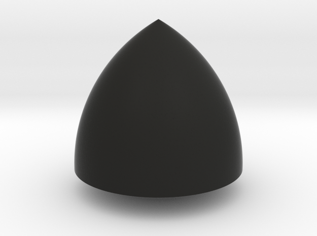 Reuleaux Triangle 3cm 3d printed