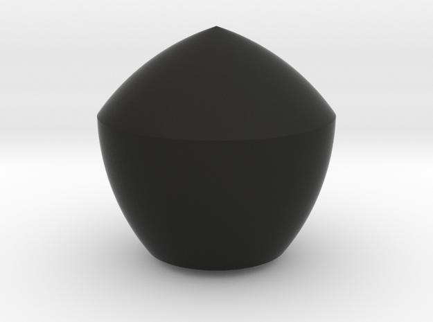 Reuleaux Pentagon 3cm 3d printed
