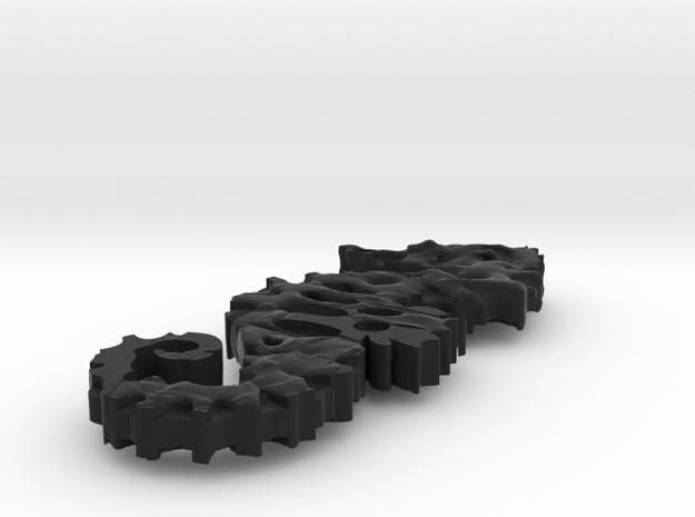Seahorse Whole Ribd 3d printed