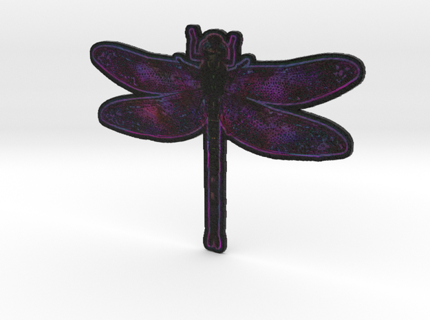Dragonfly K 3d printed