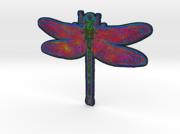 Dragonfly M in Full Color Sandstone