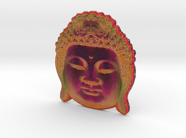 BuddhaOrange in Full Color Sandstone