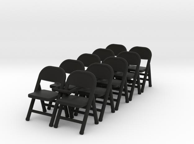 1:48 Folding Chair (Set of 10)