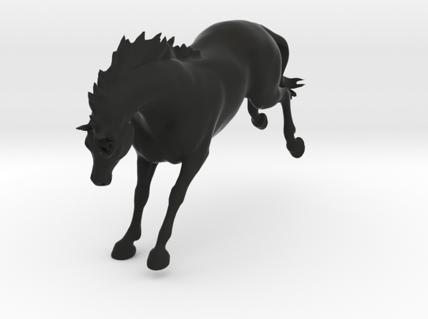 Bucking/Leaping Horse