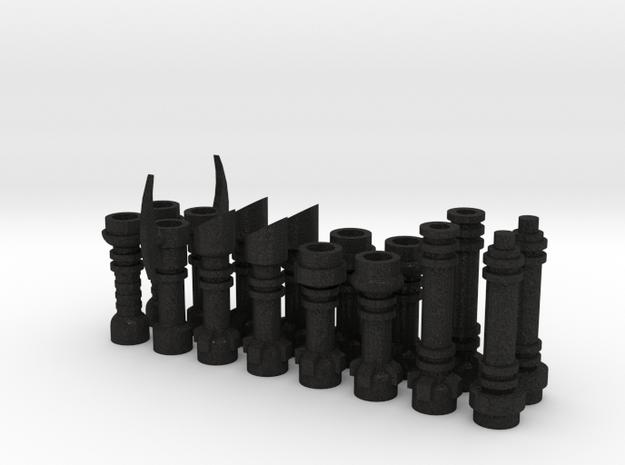 Single Hilt Lightsaber 2pk 3d printed