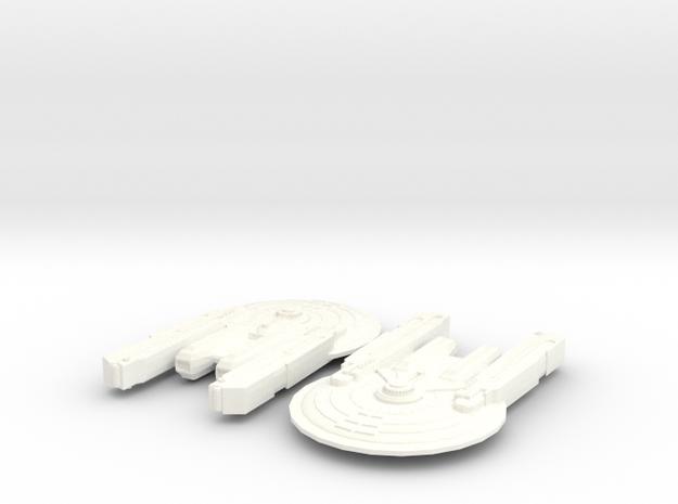 USS Gaten 3d printed