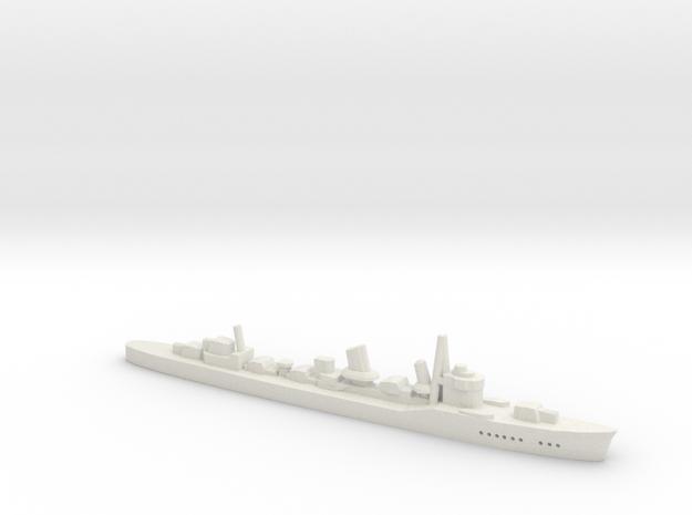 Inazuma (Fubuki III class) 1:1800 3d printed